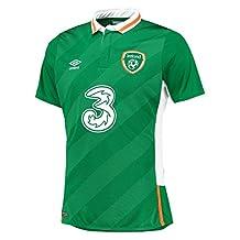 Ireland FAI Replica SS Euro Jersey 2016