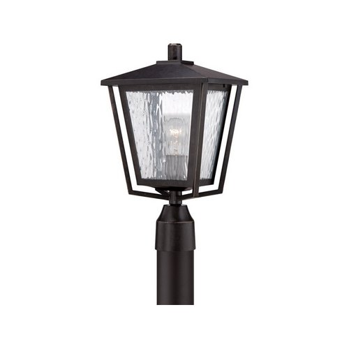 Quoizel ALF9010IB Alfresco with Imperial Bronze Finish and Large Post Lantern, Brown