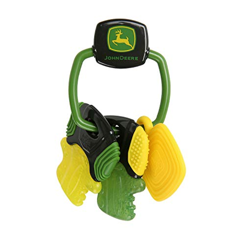 Bright Starts Deere Crank Teether product image