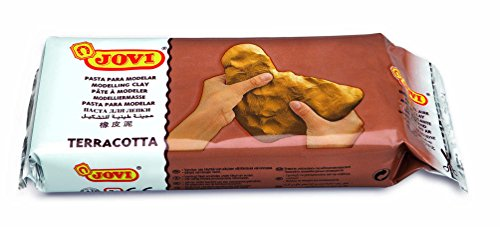 g Clay, 2.2 lb. Terracotta, non-staining, perfect for Arts and Crafts Projects ()