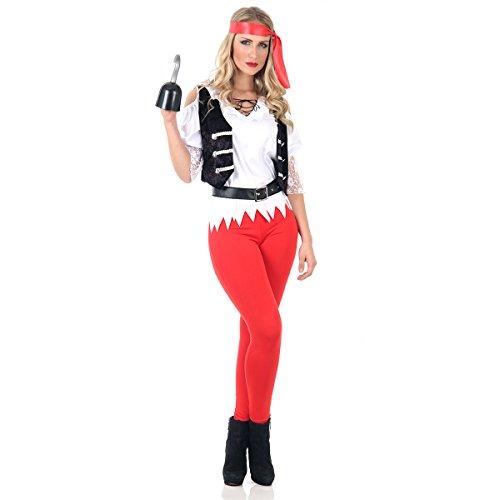 Pirata 60194 P Sulamericana Fantasias Vermelho
