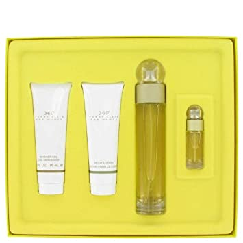 Amazon.com : Perry Ellis 360 By PERRY ELLIS For Women Gift Set ...