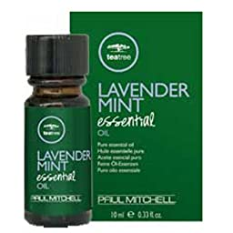Paul Mitchell Essential Oil, Tea Tree Lavender Mint, 0.33 Ounce