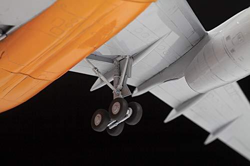 "ZVEZDA 7031 - Russian Cargo Airplane TU-204-100C - Plastic Model Kit Scale 1/144 139 Parts Lenght 14½"" / 36.9 cm 4"