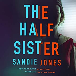 Book Cover: The Half Sister
