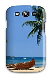 Queenie Shane Bright's Shop Premium Case With Scratch-resistant/ Beach Case Cover For Galaxy S3 7257978K24892768