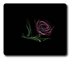 Glowing rose Easter Thanksgiving Personlized Masterpiece Limited Design Oblong Mouse Pad by Cases & Mousepads