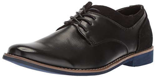 - Deer Stags Boys' Jax Oxford, Black, 13.5 M Medium US Little Kid