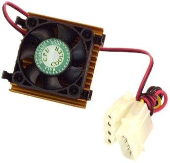 IEC 486 CPU Cooling Fan by ieCables