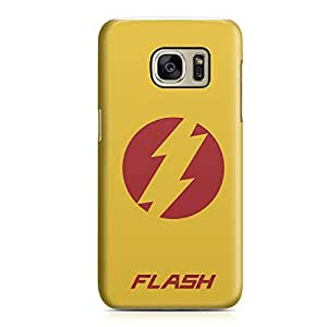 Samsung S7 Case Flash thunderbolt tv Show Metal Plate Light Weight Samsung S7 Cover Wrap Around