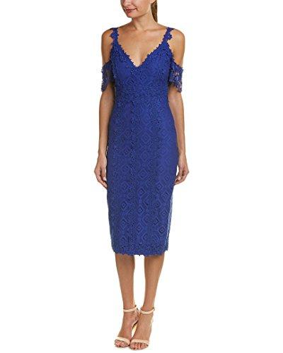 nicole miller blue dresses - 7