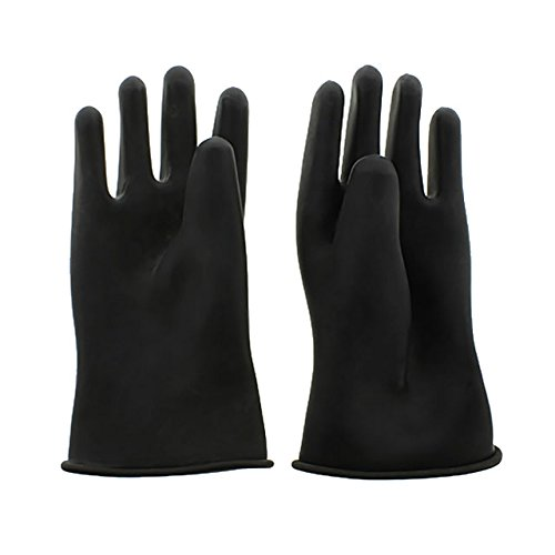 G-Dive Latex 5-Finger Drysuit Gloves, Size 10 w/11-inch cuff, Heavy Duty
