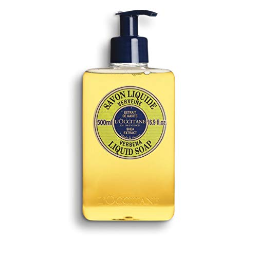 L'Occitane Shea Butter Liquid Hand Soap,16.9 fl. oz.
