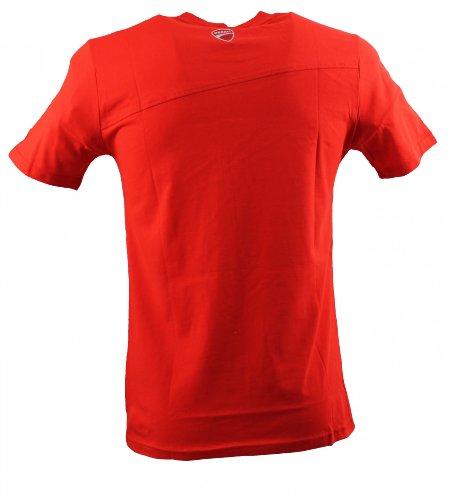 Puma Ducati Guigiaro T-Shirt rot