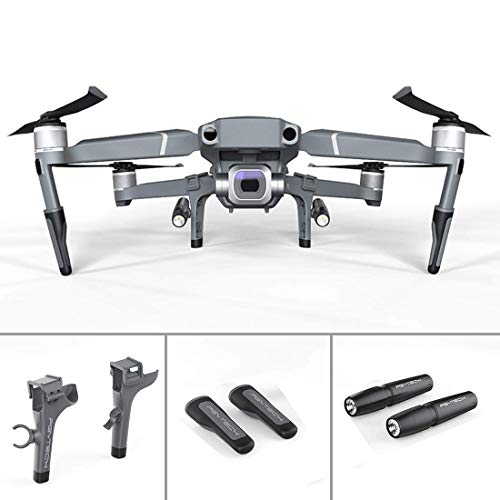 PGYTECH Landing Gear Leg Extended with LED Kit for DJI Mavic 2 PRO/Mavic 2 Zoom