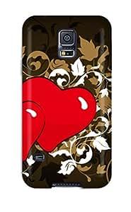 Cheap Hot Tpu Cover Case For Galaxy/ S5 Case Cover Skin - Love Design 7 3716887K93935232