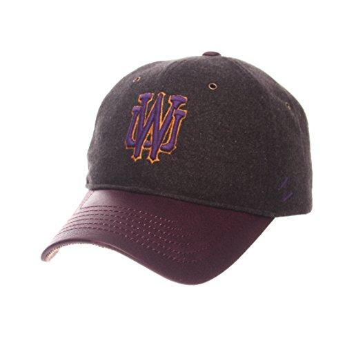 NCAA Washington Huskies Adult Men Alum Heritage Collection Hat, Adjustable, Heather Gray