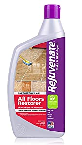 Rejuvenate All Floors Restorer Fills In Scratches, Protects And Restores  Shine 16 Ounce