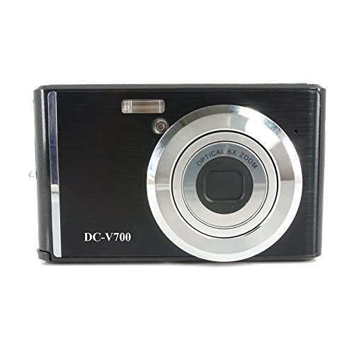 KINGEAR KG0016 2.7 Inch TFT 3X Optical Zoom 18MP 1280 X 720 Digital Video Camera