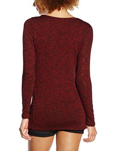 Sorbet Weijl Tally Donna Shirt Rojo T Pink black wpfqYf4xn