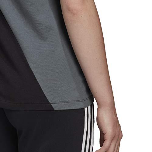 adidas Originals Women's Adicolor Sliced Regular Tee 4