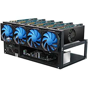 6 gpu cryptocurrency mining rig for sale