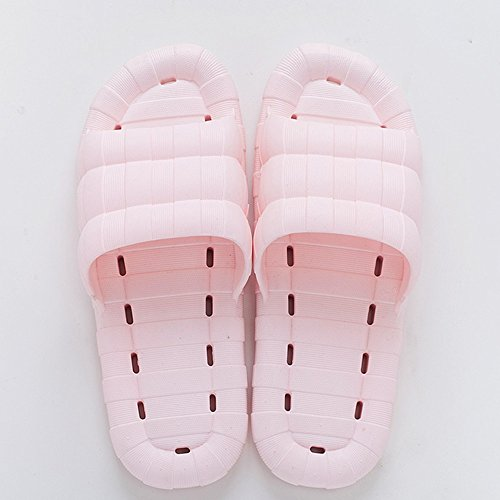 Home Hohlen baño zzhf de rutschige Verano baño plástico femenina de tamaño nbsp;colores ausgelaufen Zapatillas interior opcional zapatillas Zapatillas opcional A Cuarto de de 10 Zapati pares Cool casa de TwTHxrq