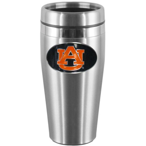 NCAA Auburn Tigers Steel Travel Mug by Siskiyou