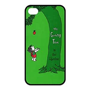 USTYLE 's Custom Design Hard Rubber Case for iphone 6 4.7 - Giving Tree