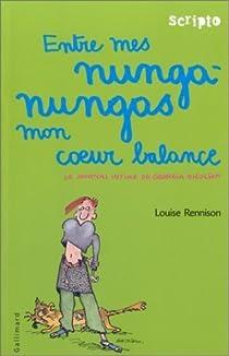 Le Journal intime de Georgia Nicolson, Tome 3 : Entre mes nunga-nungas mon coeur balance par Rennison