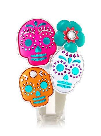 (Bath and Body Works Sugar Skull Nightlight Wallflower Home Fragrance Plug In Halloween)