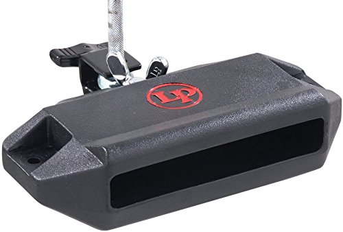 (Latin Percussion LP1208-K Stealth Jam Block With Pkg Mount Bk)