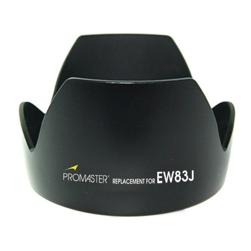 Promaster SystemPro Digital Replacement Lens Hood for Canon EW83J