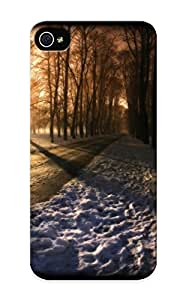 Kathewade Yoxlot-2662-wwkbaae Case For Iphone 5/5s With Nice Sun Falling In Park Appearance