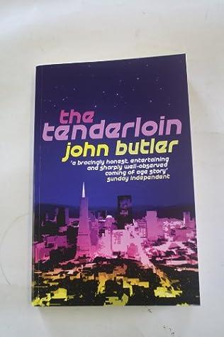 book cover of The Tenderloin