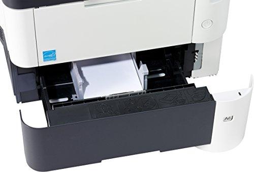 Standard Wireless and Wi-Fi Direct Capability Kyocera 1102RY2US0 Model ECOSYS P2040dw Monochrome Network Laser Printer 256 MB Memory Print Resolution 600 x 600 DPI Up to Fine 1200 DPI 42 PPM B/&W