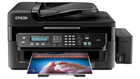 Epson L L555 5760 x 1440DPI Inyección de tinta A4 33ppm Wifi ...