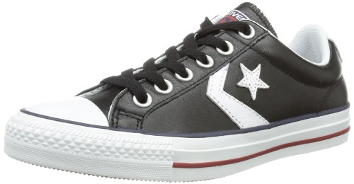 Noir Mode blanc Core noir Adulte Converse Sp Lea Ox Mixte Baskets w8qTxXS6n4