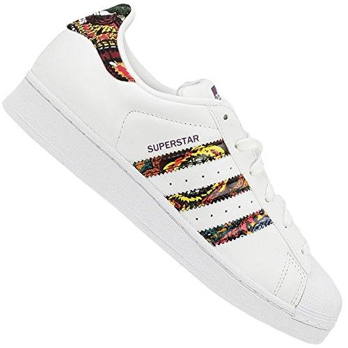 Sneaker Mehrfarbig Weiß Uomo II adidas Bb0686 Superstar TxwECUCqB