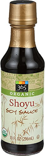 365 Everyday Value, Organic Shoyu Soy Sauce, 10 oz
