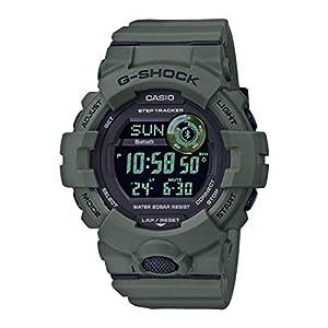 Casio Reloj Digital para Hombre con Correa en Resina 10
