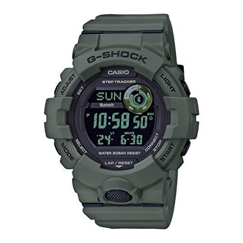 Casio Reloj Digital para Hombre con Correa en Resina 1