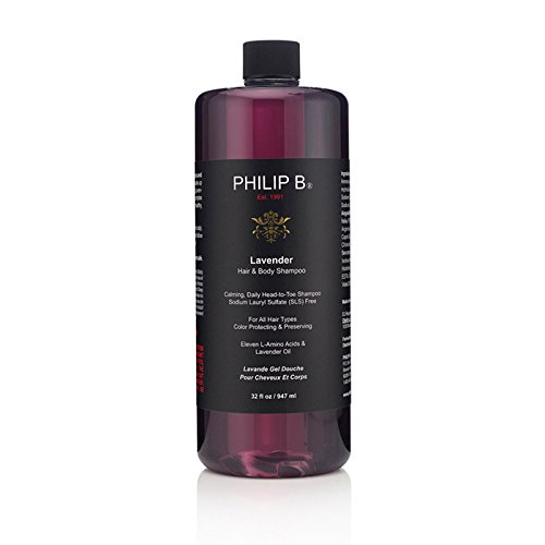 PHILIP B Lavender Hair and Body Shampoo, 32 fl. oz. by PHILIP B