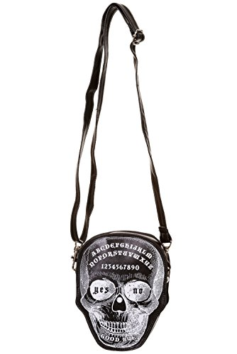Shoulder Gothic Banned Bag Banned Black Power Apparel Black Trip Apparel W4BPYqU4