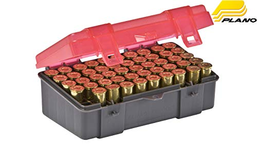 Plano 50 Count Handgun Ammo Case (for .45.40 and 10mm Ammo)