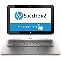 HP Spectre 13-H211nr X2 Touchscreen i5-4202Y Haswell 128GB SSD 13.3 2-in-1 Tablet/Ultrabook (Windows 8.1)