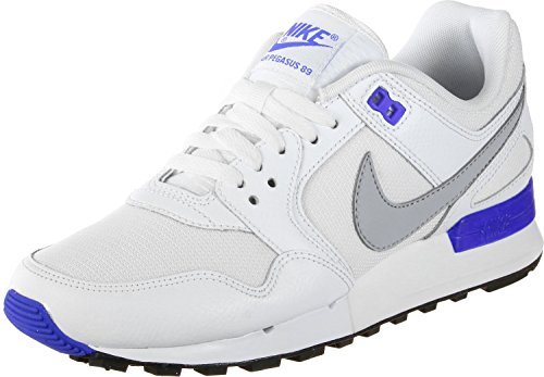 Pegasus Nike 89 Sneaker Bianco Air Grigio Trainer 7xFnqxvwAT