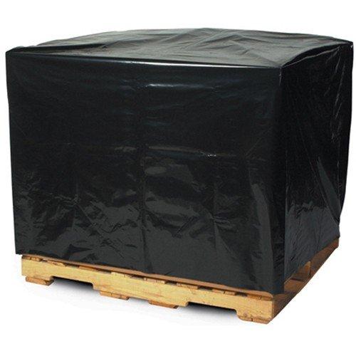 Black Pallet Covers - 48X42x66