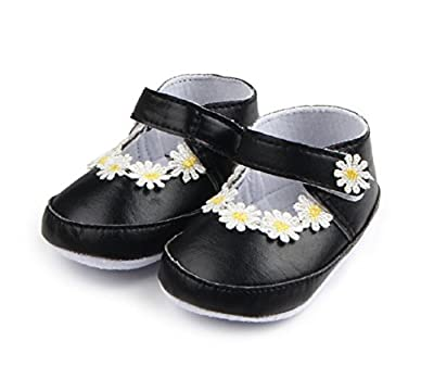 Soft Bottom Princess Kids First Walkers Girls Baby Princess Zapatos Shoes Bebe Footwear 0-18Month Girls Shoes Leather Crib