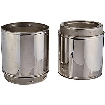 Selkirk Metalbestos 6ut 9 6 Inch X 9 Inch Stainless Steel